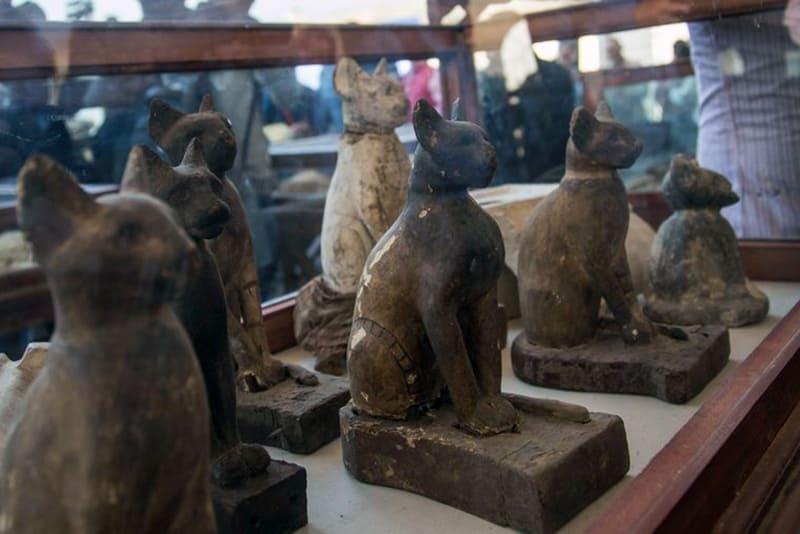 statui-koshachim-v-egipte
