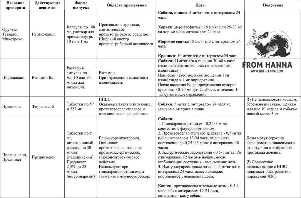 18-itrakonazol-vitamin-v6-firokoksib-prednizolon