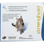 Стронгхолд для кошек, собак инструкция по применению