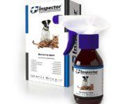 Инспектор спрей — средство для кошек и собак