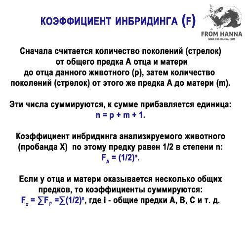 koeffisienta-inbridinga-f